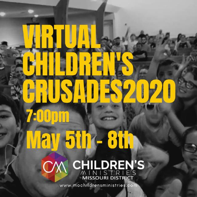2020 Virtual Crusade